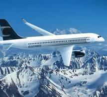 Bombardier: Un client passe une commande ferme de 10 avions CSeries