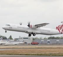 La compagnie australienne Skywest Airlines reçoit son premier ATR 72-500