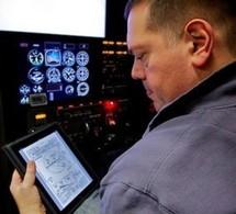 L'Ipad, le meilleur ami du pilote