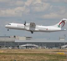 Livraison à Toulouse des deux premiers ATR 72-600 à Royal Air Maroc