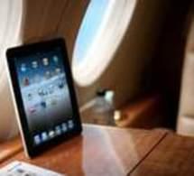 United Continental remplace 17 Kg de documents par un Ipad
