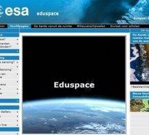 L'odyssée spatiale en classe par l'Agence Spatiale Européenne