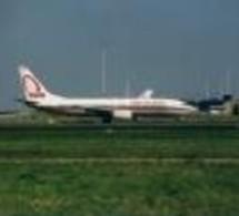 Acquisition par la RAM d'un nouveau Boeing 737-800
