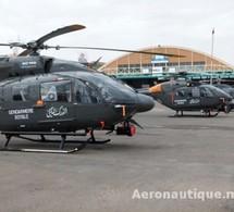 Marrakech Airshow 2012: Eurocopter fête 50 ans de présence au Maroc