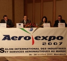 1er Salon international des industries et services aéronautiques au Maroc