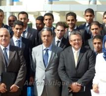 Ouverture par Mr Rebbah du premier Forum des entreprises organisé par l'AIAC