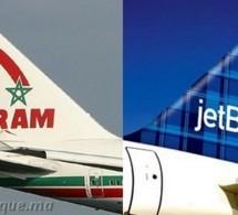 Royal Air Maroc lance une campagne promotionnelle à l'occasion de son accord interligne avec JetBlue