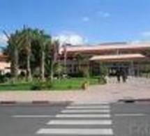 Nouveau Terminal à l'aéroport de Marrakech-Menara