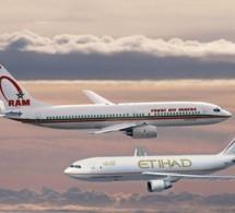 Royal Air Maroc et Etihad étendent leur accord de partage de codes à Conakry