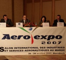 Le Maroc a son Salon International d'Aéronautique
