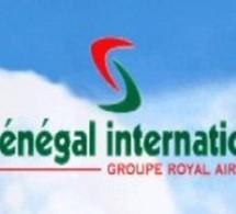 Port du brassard à Air Sénégal International