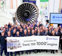 Algérie: Un ministre souhaite voir Rolls-Royce produire des moteurs d'avions en Algérie