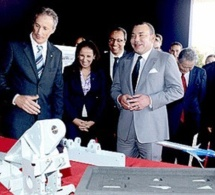 Bombardier Aerospace celebrated the opening of the Midparc Casablanca Free Zone