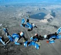 Le Maroc premier au 5ème Championnat International de Parachutisme