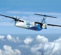 Dubaï: Nok Air de Thaïlande signent une entente d'achat pouvant aller jusqu'à huit avions Q400 NextGen