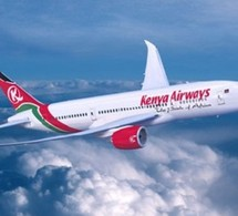 Crash d'un avion de  Kenya Airways