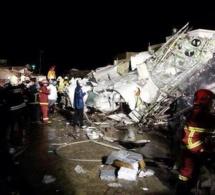 Le crash d'un ATR 72 à Taiwan fait au moins 51 victimes