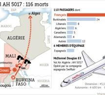 Crash du vol AH 5017: L'équipage avait demandé à se dérouter