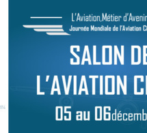 Madagascar organise la première édition du salon de l'aviation civile