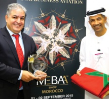 Le Maroc participe à Dubaï au Salon MEBA de l'aviation privée