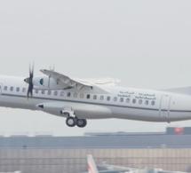 Air Algérie reçoit le premier des trois ATR70-600 commandés en début d'année
