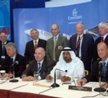 Les compagnies du Golfe font le plein au salon de Dubai