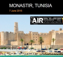 La Tunisie accueille la Coupe du monde de course d'avions Air Race 1
