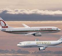 Etihad Airways reliera deux fois par semaine Abu Dhabi à Rabat