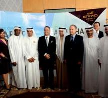 Etihad Airways inaugure sa nouvelle liaison Rabat-Abu Dhabi