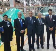 Boeing décerne le prix argent du meilleur fournisseur à Morocco Aero-Technical Interconnect Systems (MATIS)