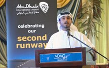 Inauguration de la deuxième piste de l'aéroport d'Abu Dhabi