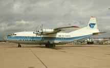 Un avion cargo Antov 12 crash à Louxor en Egypte