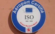 Marrakech-Menara conserve sa certification ISO 9001/2000