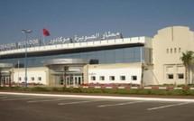La piste de l'aéroport d'Essaouira fin prête pour recevoir des avions de type B737-800