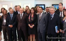 Morocco participates in the Bourget