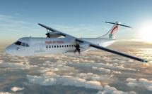 AeroExpo 2010: Arrivée de l'ATR 72-600
