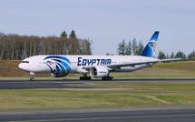 Boeing livre à Egypt Air son premier B777-300ER