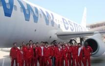Un taux de réussite record de 95% en BTS aéronautique à l'ESMA