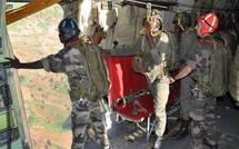 Formation de 72 parachutistes burkinabés par un détachement d'instructeurs français