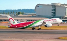 Covid-19: Un deuxième avion de RAM transportant un lot de matériel chinois atterrit à Casablanca