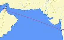 Covid-19: Emirates relie Mumbai à Dubaï avec un seul passager à bord
