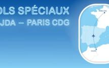 ASL Airlines opèrera à partir du 5 juin des vols spéciaux entre Oujda et Paris