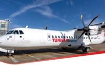 Tunisair Express reçoit le premier avion d'une commande totale de trois ATR 72-600