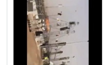 Un MIG-21 s'écrase lors d'un défilé militaire en Libye
