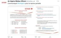 Air Algérie détaille les dispositions de réouverture partielle des frontières aériennes à partir du 1er juin en Algérie