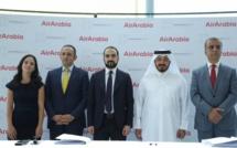 Air Arabia participe au lancement d'une nouvelle compagnie aérienne en Arménie