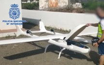 "Un drone ""professionnel"" converti en Narco-drone entre l'Espagne et le Maroc"