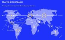 IATA : L'année 2020 a connu le pire kilomètres-passagers payants depuis 1950