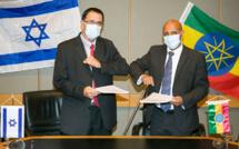 Accord entre IAI et Ethiopian Airlines pour construire un site de conversion d'avions passagers en cargo