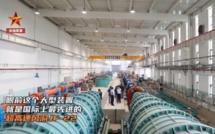 La nouvelle soufflerie chinoise à Mach 30 devrait être achevée en 2022